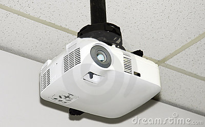 Podsufitowy projektor