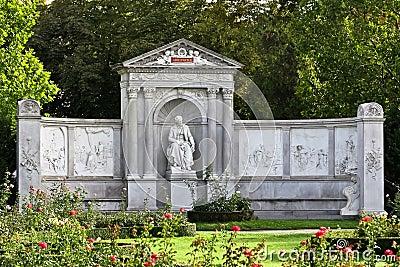 Poet Memorial