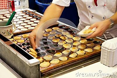 Poffertjes mini pancakes