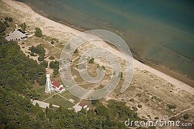 Point beach light house