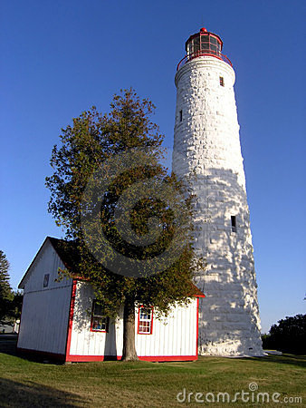 Point Clark Lighting House.