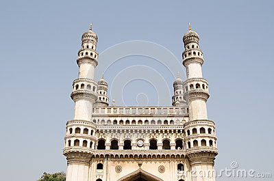 Point de repère de Charminar, Hyderabad