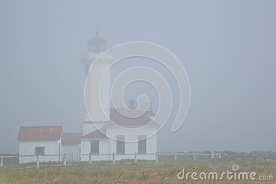Point Wilson Lighthouse Port Townsend Washington