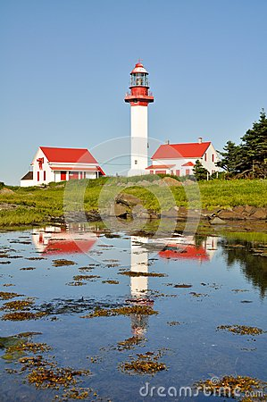 Pointe de Mitis Lighthouse, Quebec