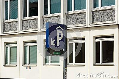 Pointer parking