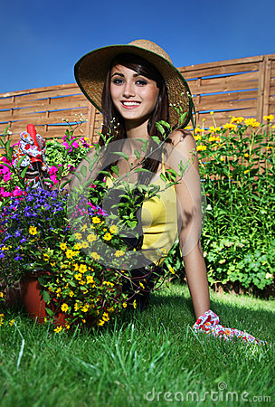 Pojęcia ogrodnictwo