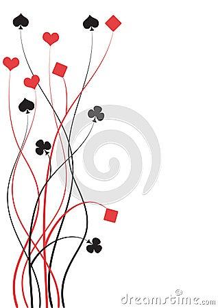 Free Poker, Bridge Stock Photo - 7308040