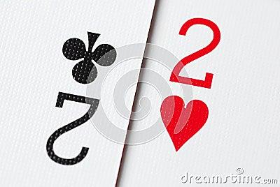 Poker Card 2