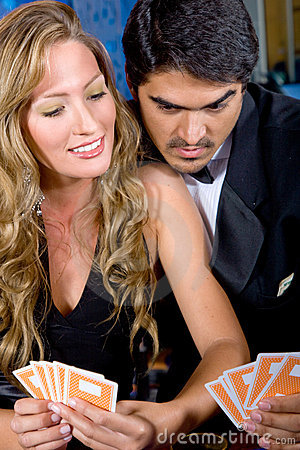 Poker couple
