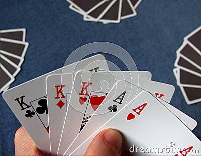Poker - Full House