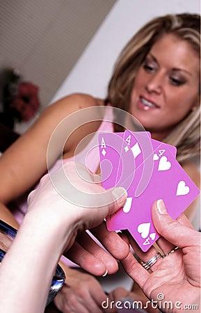 Free Poker Game Stock Photos - 1845353
