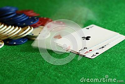 Poker hand B