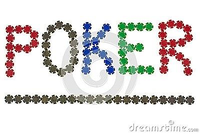 Poker letters