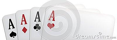 Poker panorama