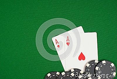 Poker, Pocket Aces