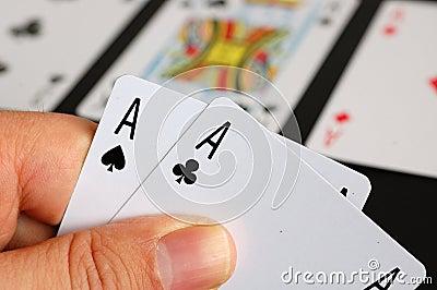 Poker - Pocket Aces