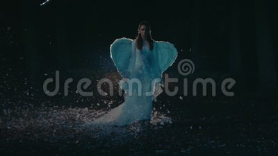 Pokojowy kobieta anioł