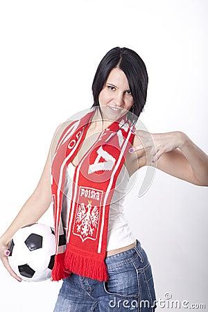 Poland fan