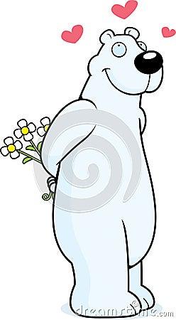Polar Bear in Love