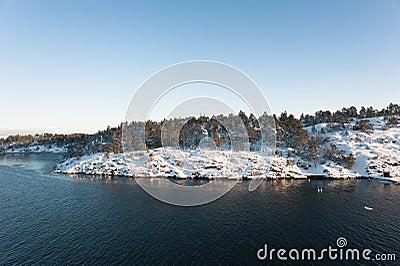 Polar region
