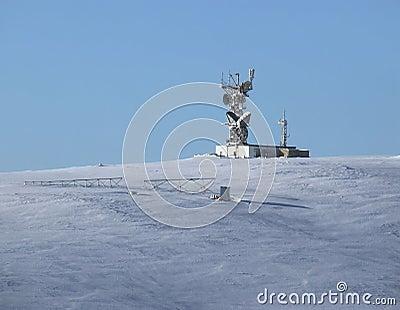 Polar station