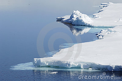 Polar waters