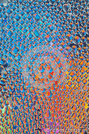 Polarisierte Glaskorne