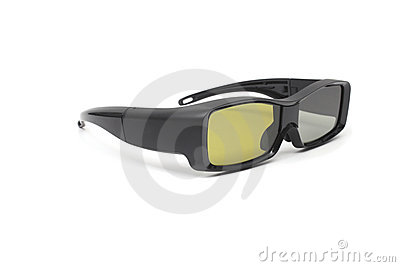 Polarized 3D Glasses