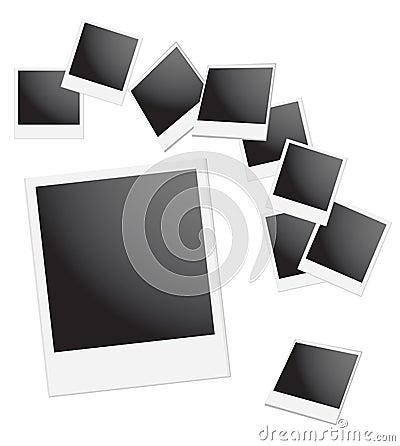 Free Polaroid Frame Stock Photography - 4088982