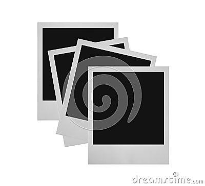 Polaroid stack