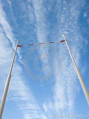 Free Pole-vault Royalty Free Stock Images - 7042389
