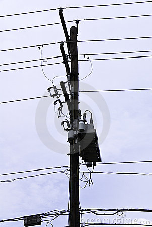 Pole and Wires