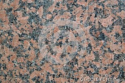 Polerad granit