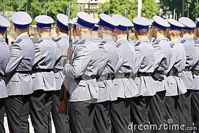 Police Editorial Photo