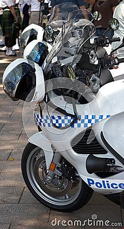 Free Police Bikes Royalty Free Stock Image - 1387316