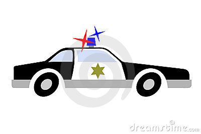how to draw a police car youtube