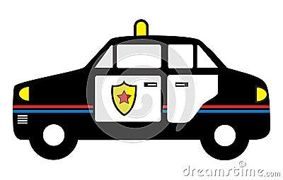 Police Car toy