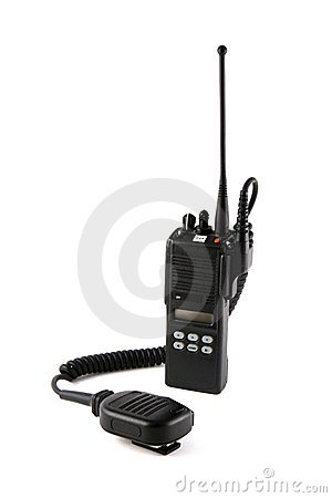 Police Communication Radio