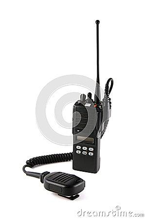 Free Police Communication Radio Stock Images - 426684