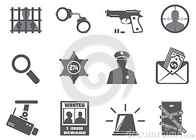Police and criminality