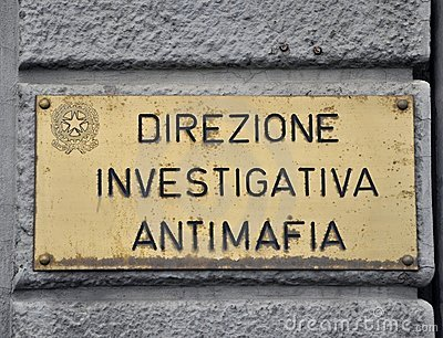 Police department in Italy Editorial Image