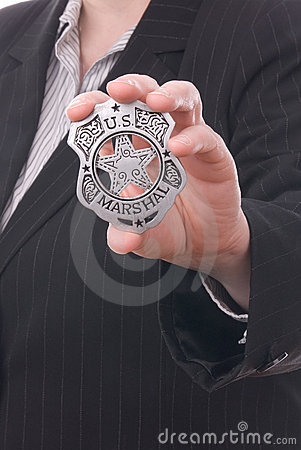 Police detectives badge