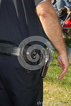 Police Man,