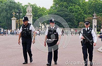 Police man Editorial Stock Image