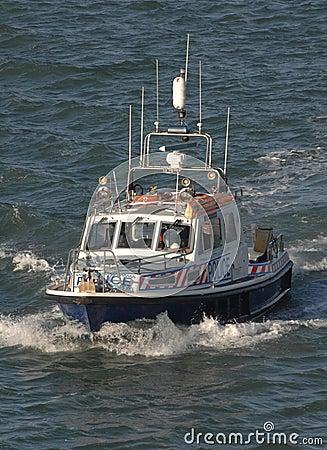 Police maritime patrol