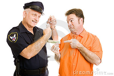 Police Officer Refuses Bribe