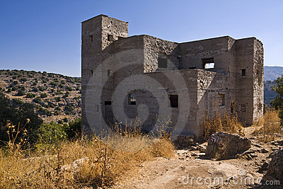 Police Station Ruins