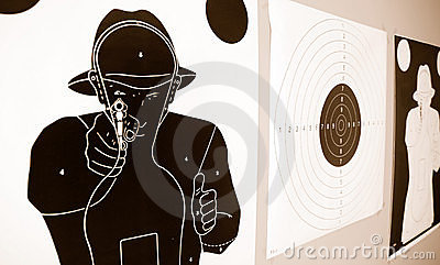 Police targets