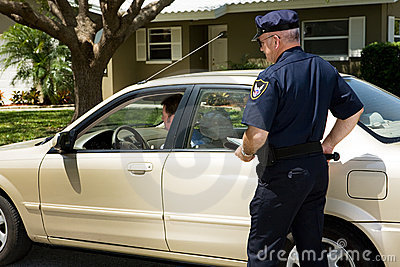 Police - tirée plus de
