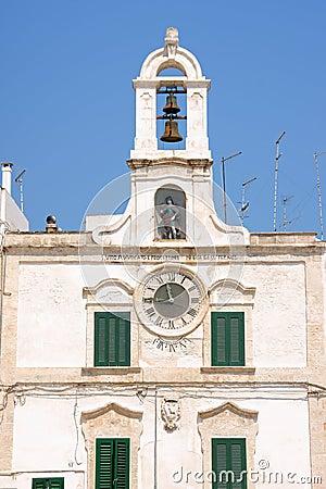 Polignano a Mare Town Hall